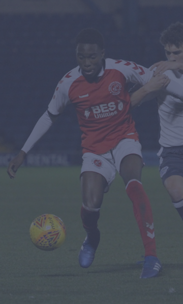 Jay Matete, Fleetwood Town, Soccer Chance Academy