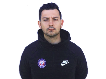 Joe Smith, Soccer Chance Academy Coach